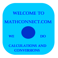 Welcome to mathconnect